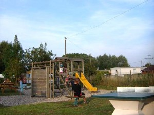speeltuin camping noord Frankrijk