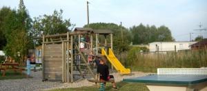 aire de jeux camping